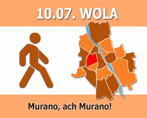 Murano, ach Murano