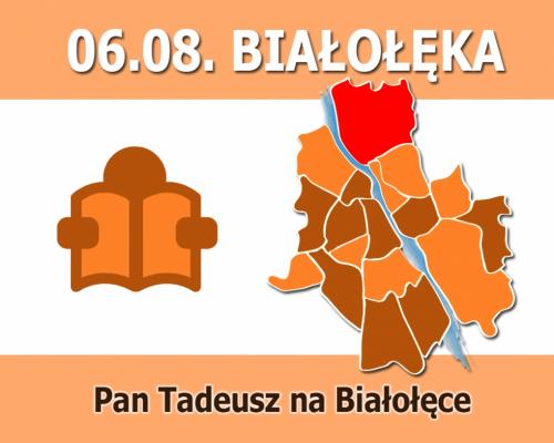 Pan Tadeusz na Białołęce